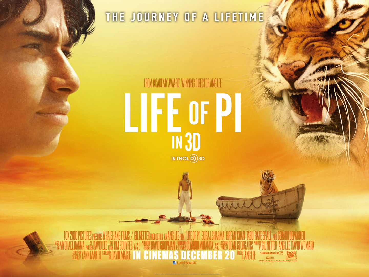 Kisah The Life of Pi